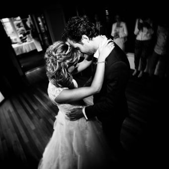 The first dance, dance like you never did before